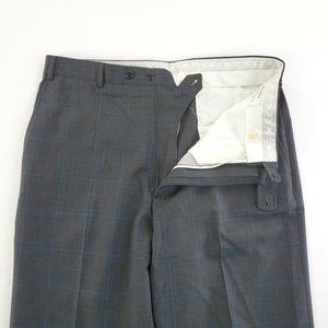 Zanella Benny Mens Dress Pants Wool